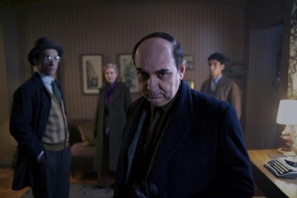 Neruda (Pablo Larraín, Chile 2016)