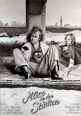 Wim Wenders: Alice in den Städten  (1974)