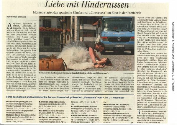 General-Anzeiger 06.11.2014